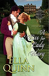 A Kiss for Lady Mary (The Marriage Game Book 7)