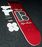 Plan B Ryan Sheckler Metallic Skateboard Deck Complete