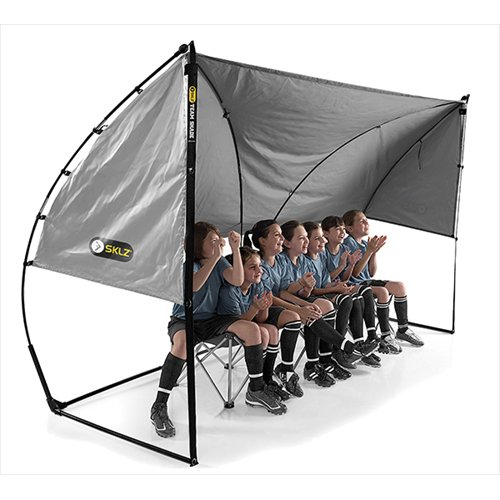 Amazon.com SKLZ Team Shelter - 12u0027 Ultra-Portable Sideline Shelter Sports u0026 Outdoors  sc 1 st  Amazon.com & Amazon.com: SKLZ Team Shelter - 12u0027 Ultra-Portable Sideline Shelter ...
