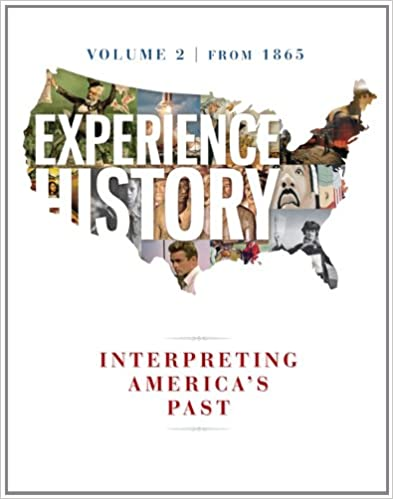 Amazon experience history vol 2 since 1865 9780077504731 amazon experience history vol 2 since 1865 9780077504731 james west davidson brian delay history professor christine leigh heyrman mark h lytle fandeluxe Image collections