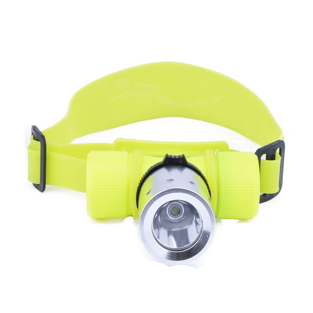 Wiederaufladbare Scheinwerfer Super Light Unterwasser Wasserdichte Tauchen Taschenlampe Professionelle Beleuchtung T6