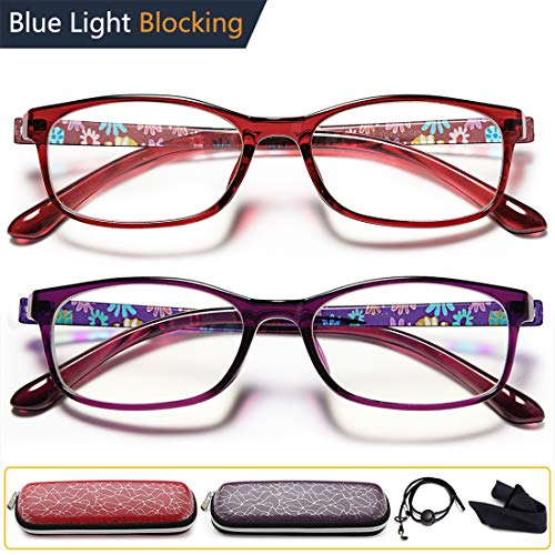 Top 10 recommendation computer glasses women blue light 1.25