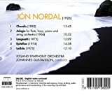 Jón Nordal: Choralis - Orchestral Works