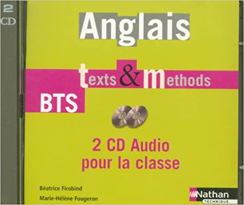 Livres Anglais Texts & Methods - 2 CD audio collectifs pdf epub
