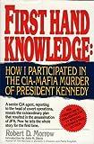First Hand Knowledge, Robert Morrow, 1561711799