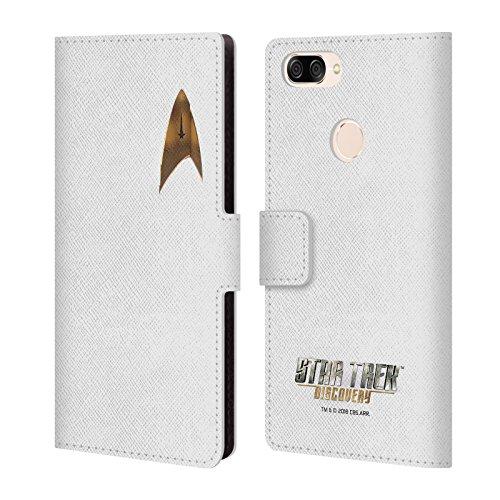 De Delta Cuir Livre Étui En Zenfone Discovery Pour Zc520tl Star Logo Officiel Max Uniforme Trek Coque Insigne 3 Fg4HCqn0