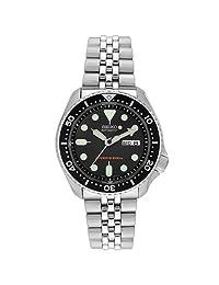 Seiko Men's SKX007K2 Diver's Automatic Watch
