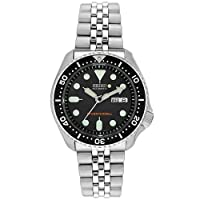 Seiko Men's Analogue Automatic Watch with Stainless Steel Bracelet – SKX007K2