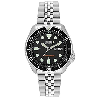 Seiko SKX007K2 Automatic Dive Watch