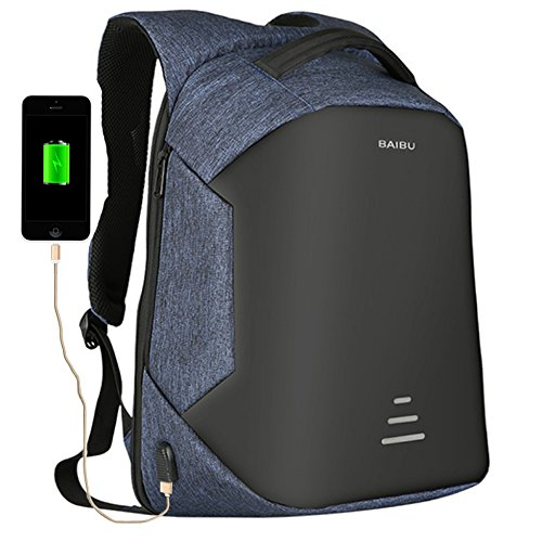 c846aa9c87dc Amazon.com: Chikencall Anti-Theft Travel Backpack 16' Laptop Bag ...
