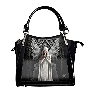 Only Love Remains - Gothic Lace Wing Fairy 3D Handbag by Anne Stokes