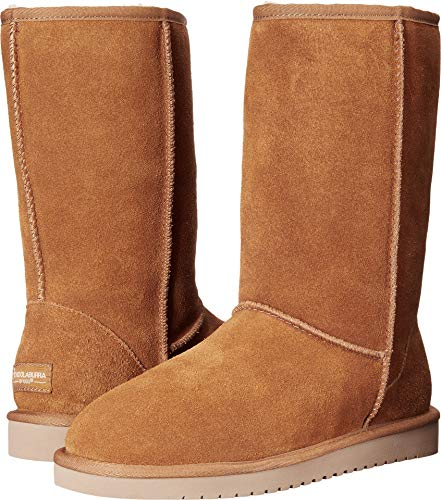 Koolaburra Chestnut Boots (Koolaburra by UGG Women's Chestnut Koola Tall Boot - 08 M US)