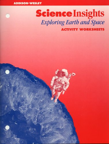 Exploring Earth and Space Activity Worksheets: unk.: 9780201864649 ...