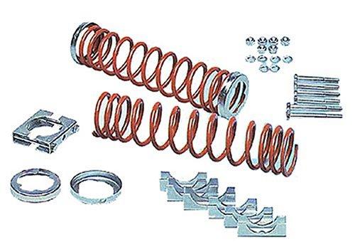 Superior 14-0490 Load Control Springs For Rear Shock - Adjustable Helper Spring