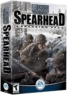xiter para medal spearhead