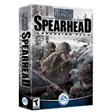 Spearhead Expansion Pack (Medal of Honor Allied Assault) - PC