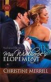 Miss Winthorpe's Elopement (Belston & Friends Series Book 1)