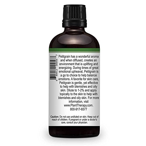 Plant Therapy Petitgrain Essential Oil 100 mL (3.3 oz) 100% Pure, Undiluted, Therapeutic Grade by Plant Therapy (Image #5)
