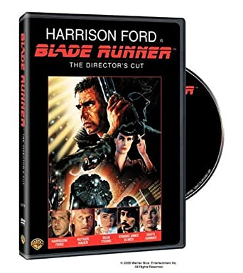 Amazoncom Blade Runner The Directors Cut Remastered