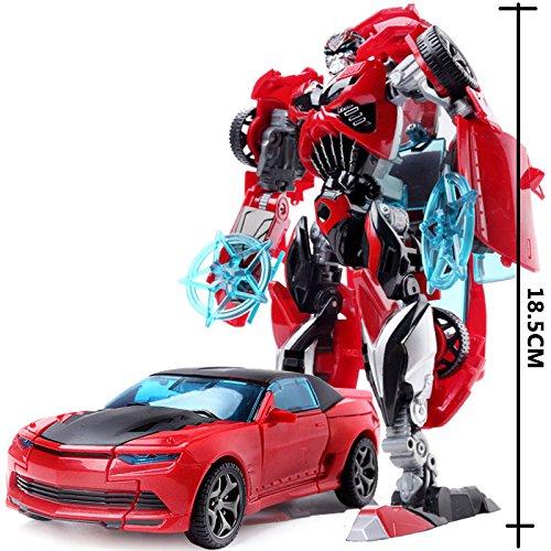 TONGROU Optimus Prime Bumble Bee Classic Kids Action Figure Funny (Batman Mask At Walmart)