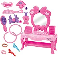 check out f8d61 ee188 Pretend Play Kids Toys Makeup Set,Womdee Kids Play Make Up ...