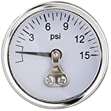 Professional Products 11112 Fuel Pressure Gauge