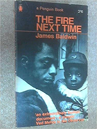 Down at the cross by james baldwin