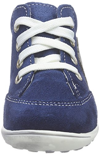 Richter Kinderschuhe Baby Jungen Mini Sneaker Blau (ink/rock  6811)