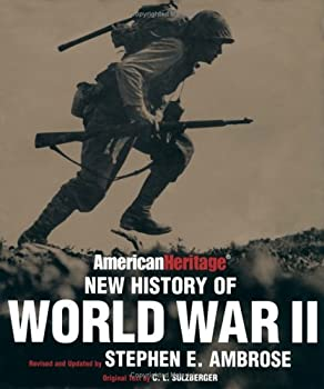 The American Heritage New History of WWII 0670874744 Book Cover