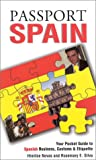 Passport Spain, Himilce Novas, 1885073356