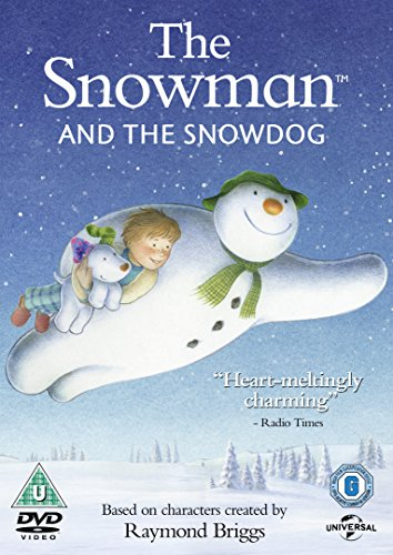 - The Snowman and the Snowdog [DVD] [2012]