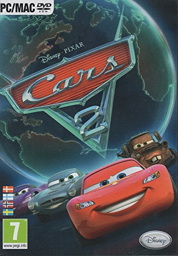 Cars 2: The Video Game (Linux Video Games)