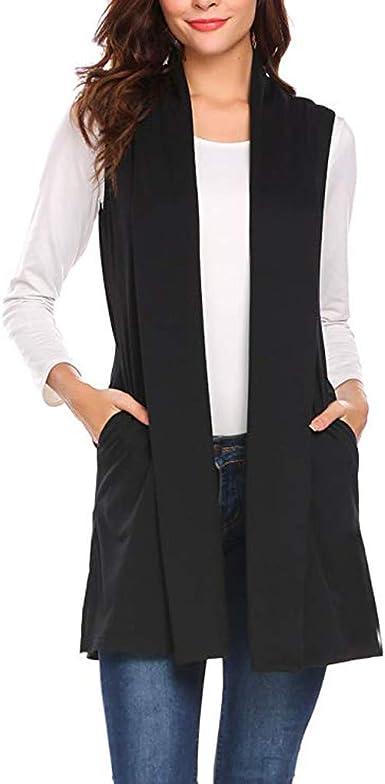 Alphahope Veste en Denim /À Manches Longues Femme Capuche Jeans Longs Manteau Manteau Outwear