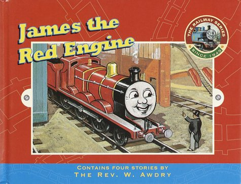 James the Red Engine (Railway Series) -