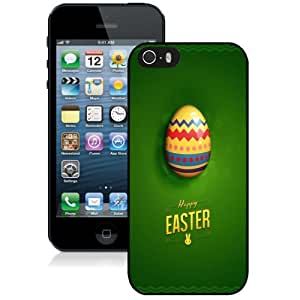 Personalized Phone Case Design with Happy Easter Green iPhone 5s Wallpaper