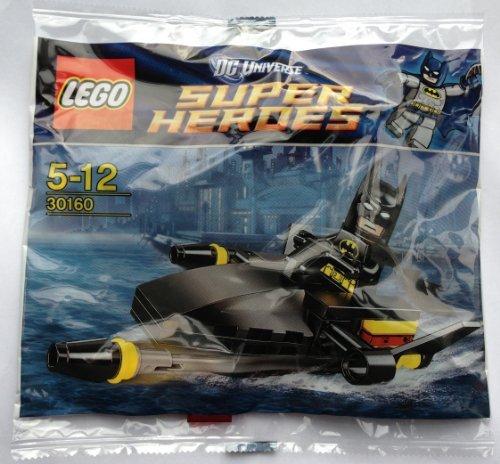 (LEGO DC Universe Super Heroes Set #30160 Batman Jetski Bagged)