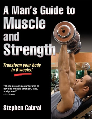 Mans Guide Muscle Strength product image