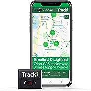 Tracki (2021) Mini rastreador GPS en tiempo real, cobertura completa de Mexico, Estados Unidos y en todo el mu