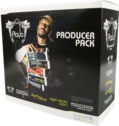 Sonivox Playa Producer Pack - Music Production Equipment Shopping Results