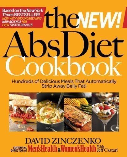 Abs Diet Cookbook (New ABS Diet Cookbook by David Zinczenko, Jeff Csatari 1st (first) Edition (2011))
