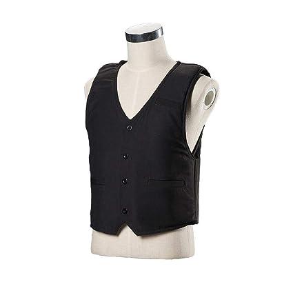 HAIT Chaleco De Seguridad Kevlar Body Armor Antiterrorismo Táctico Protección del Pecho Tablero A Prueba De