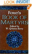 #7: Foxe's Book of Martyrs