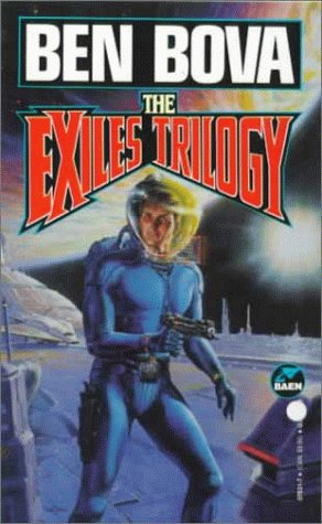 book cover of The Exiles Trilogy