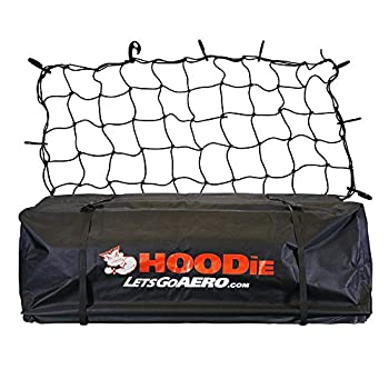 Image of Cargo Carriers Let's Go Aero H01489 Hoodie Dragnet, Cover Accessory for BOSSHog Rack
