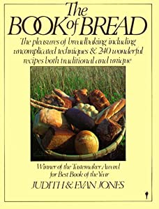 The Book of Bread (Perennial Library)
