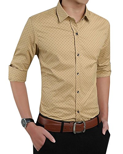 dress shirts to wear with khaki pants - 6