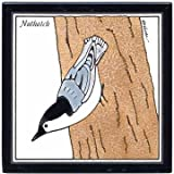 Cheap NUTHATCH TILE, NUTHATCH WALL PLAQUE, NUTHATCH TRIVET