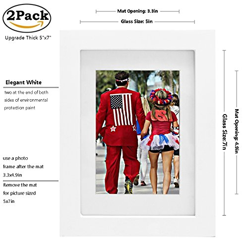 graduation picture frames 5x7 - 7