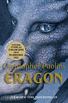 Eragon 0375826696 Book Cover