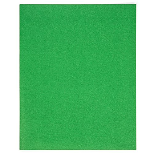 Blue Summit Supplies 50 Two Pocket Folders, Designed for Office and Classroom Use, Assorted 5 Colors, 50 Pack Colored 2 Pocket Folders by Blue Summit Supplies (Image #4)